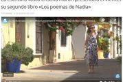 La escritora vasca Cristina Maruri presentará el viernes su segundo libro «Los poemas de Nadia»