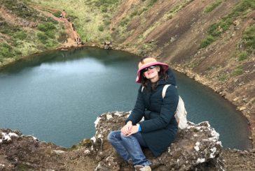 Kerid crater (Islandia), una experiencia de Cristina Maruri.