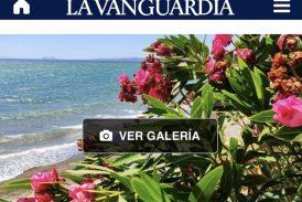 "La Vanguardia publica ""Estepona: el Mediterráneo en Flor"" reportaje de Cristina Maruri sobre esta ciudad."