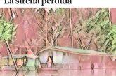 """""""La sirena perdida"""" es el nuevo audiolibro de la escritora en La Vanguardia."""